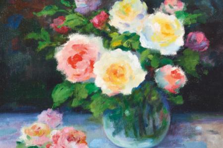 Säg det med rosor av Kun-Shan Hsieh